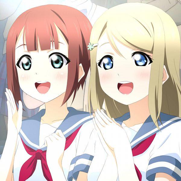 Tags: Anime, Pixiv Id 2370776, Love Live!, Ayase Arisa, Kousaka Yukiho
