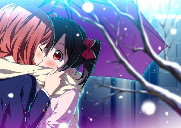 Tags: Anime, 2c=galore, Love Live!, Nishikino Maki, Yazawa Niko, Nicomaki