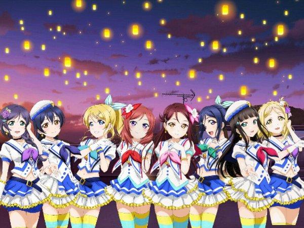 Tags: Anime, Love Live! Sunshine!!, Love Live!, Nishikino Maki, Kurosawa Dia, Toujou Nozomi, Matsuura Kanan, Sonoda Umi, Sakurauchi Riko, Ayase Eri, Ohara Mari, Love Live! (Cosplay), Ohara Mari (Cosplay)