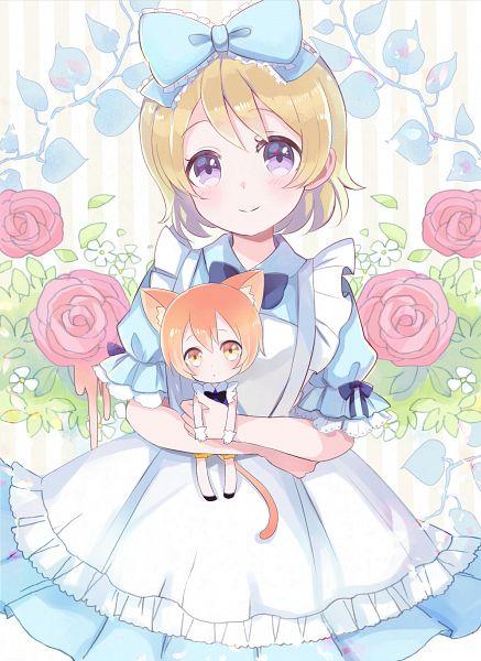 Tags: Anime, Pixiv Id 2960916, Love Live!, Hoshizora Rin, Koizumi Hanayo, Fanart From Pixiv, Fanart, Korekara no Someday, Pixiv