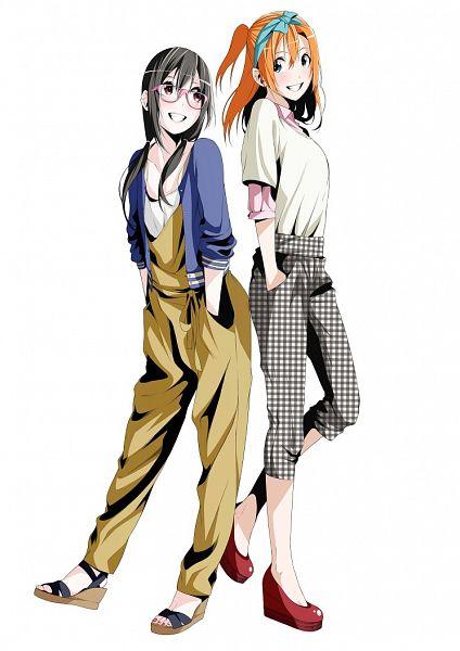 Tags: Anime, Pixiv Id 4788027, Love Live!, Kousaka Honoka, Yazawa Niko, Pixiv, Fanart From Pixiv, Fanart