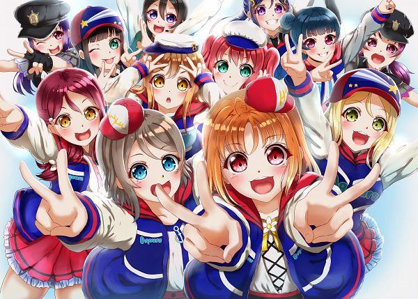 Love Live! Sunshine!! The School Idol Movie: Over the ...