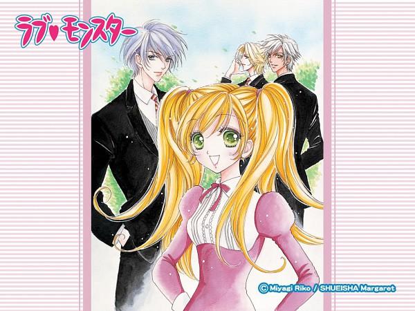 Tags: Anime, Ginjirou Kouya, Kurou Tenma, Hiyoko Osora, Yuki Snow-white, Manga Color, Scan