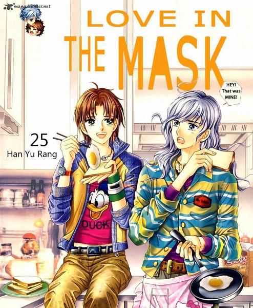 Love in the Mask - Han Yu Rang