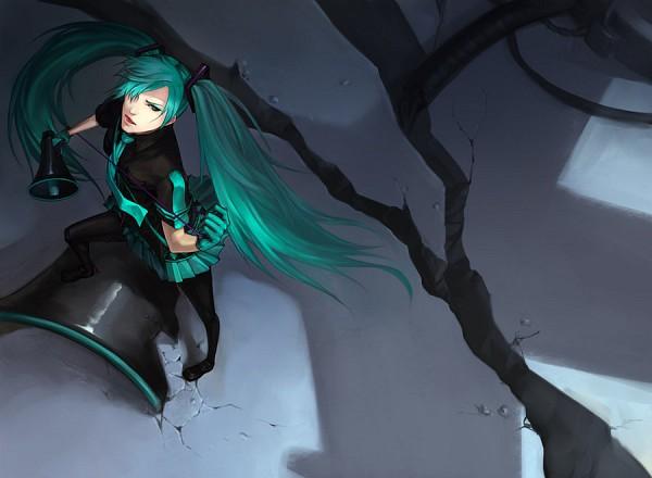 Tags: Anime, Erina (Pixiv548610), VOCALOID, Hatsune Miku, Love is War