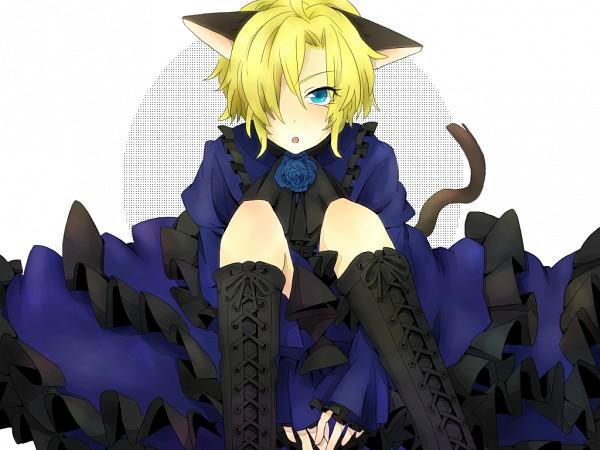 Tags: Anime, VOCALOID, Kagamine Len, Loveless×××
