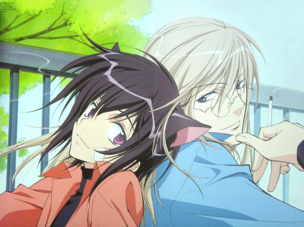 Tags: Anime, J.C.STAFF, Loveless, Agatsuma Soubi, Aoyagi Ritsuka, Official Art, Scan