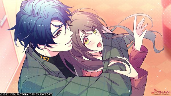Tags: Anime, Fuji Rito, IDEA FACTORY, Otomate, DESIGN FACTORY, Lover Pretend, Ueda Chiyuki, Nishijima Riku, Surprise Hug, CG Art