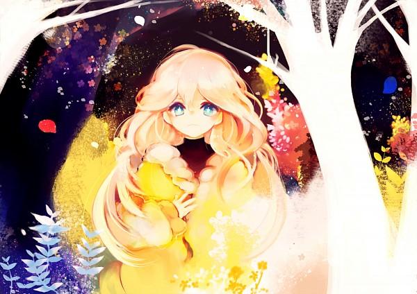 Tags: Anime, Lpip, Yellow Outerwear, Pixiv, Original