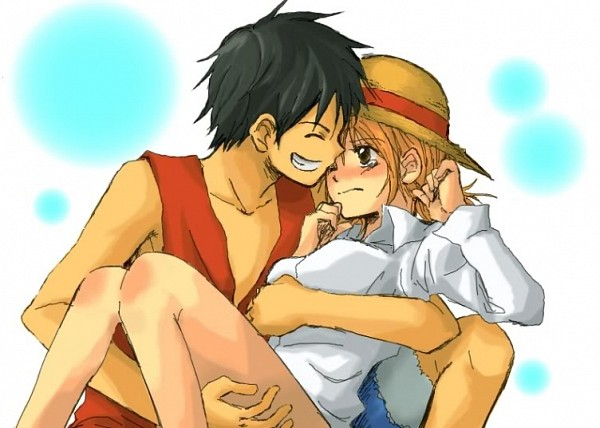 Tags: Anime, ONE PIECE, Nami (ONE PIECE), Monkey D. Luffy, LuNa (Pairing), Straw Hat Pirates