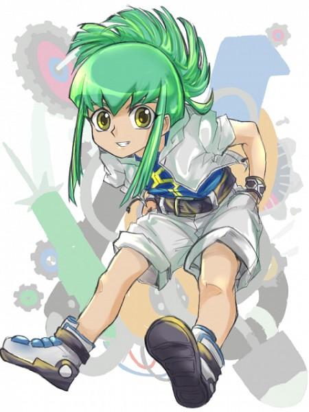 Lua (Yu-Gi-Oh! 5D's) - Yu-Gi-Oh! 5D's