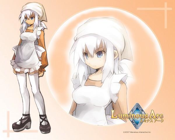 Tags: Anime, Luminous Arc, Lucia (Luminous Arc), Wallpaper