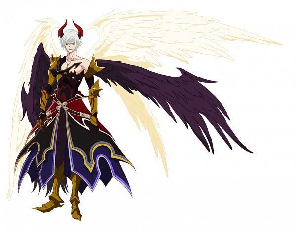 Lucifer (Shingeki no Bahamut) - Shingeki no Bahamut