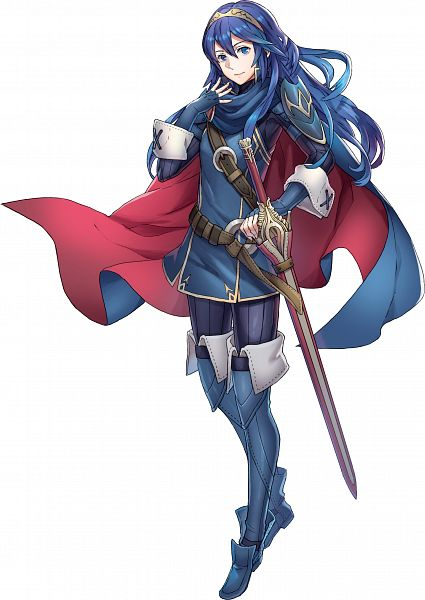 Tags: Anime, Maiponpon, Intelligent Systems, Fire Emblem Heroes, Lucina (Fire Emblem), PNG Conversion, Official Art