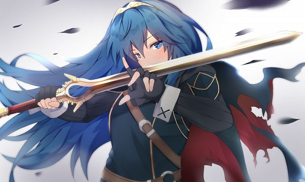 Tags: Anime, Sylux, Fire Emblem: Kakusei, Lucina (Fire Emblem)