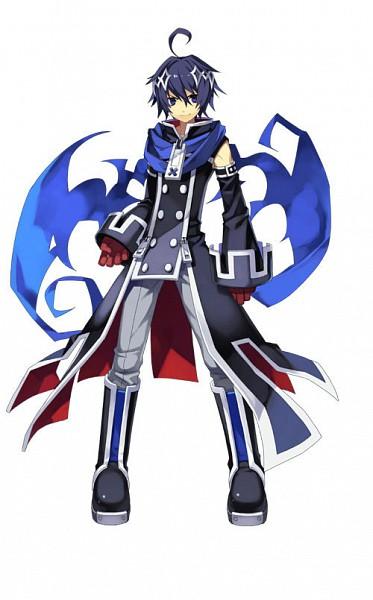 Lucius (Trinity Universe) - Trinity Universe
