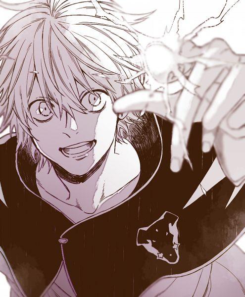 Tags: Anime, Pixiv Id 3174132, Black Clover, Luck Voltia, Fanart From Pixiv, Pixiv, Fanart