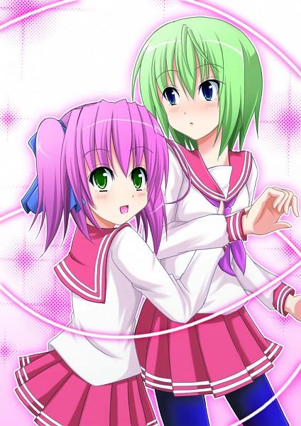 Tags: Anime, Lucky☆Star, Iwasaki Minami, Kobayakawa Yutaka