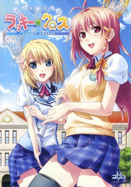 Tags: Anime, Bomi, Lucky X Crosse, Otobe An, Asahikawa Fuuka