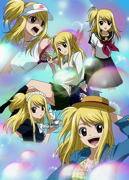 Tags: Anime, FAIRY TAIL, Lucy Heartfilia, Mobile Wallpaper