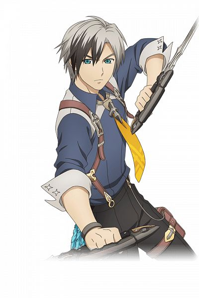 Ludgar Will Kresnik - Tales of Xillia