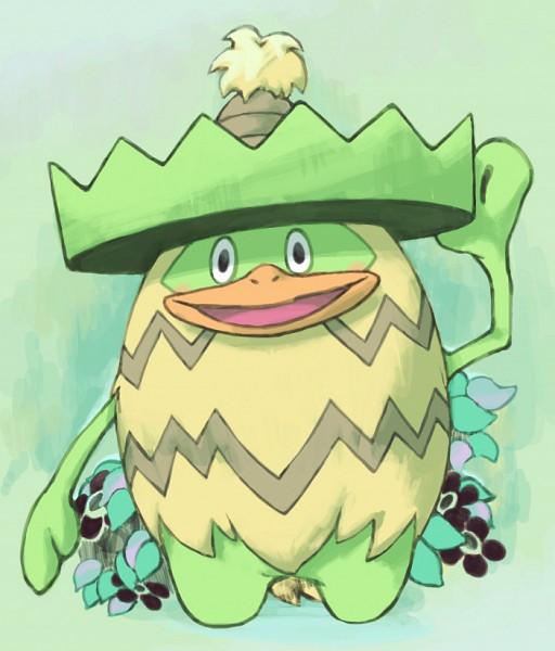 Tags: Anime, Pixiv Id 4021226, Pokémon, Ludicolo, Fanart, Fanart From Pixiv, Pixiv