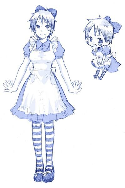 Luffy (Female) - Monkey D. Luffy