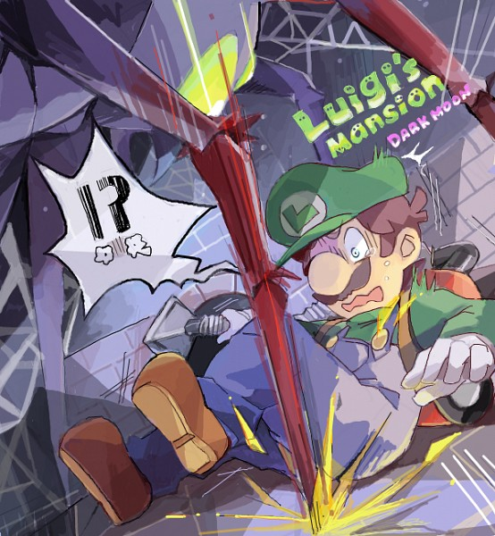 Luigi's Mansion - Nintendo
