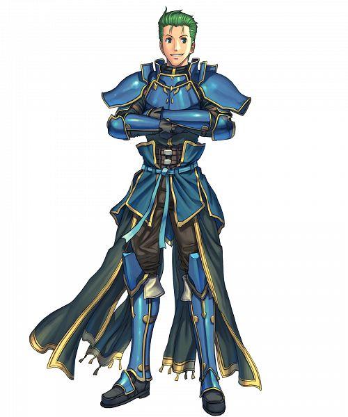 Luke (Fire Emblem) - Fire Emblem: Monshou no Nazo