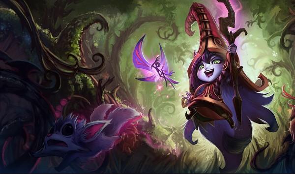 Lulu (League of Legends) - League of Legends