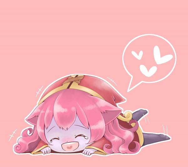 Tags: Anime, Pixiv Id 1015603, League of Legends, Lulu (League of Legends), Purple Skin, Trembling, Pixiv, PNG Conversion, Fanart