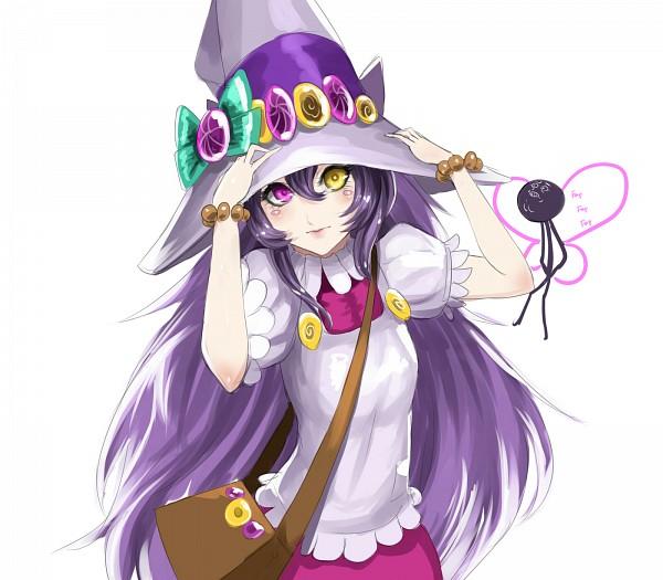 Tags: Anime, Aleron, League of Legends, Lulu (League of Legends), Alternate Skin Color, Pixiv, Fanart