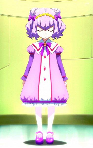 Tags: Anime, HUGtto! Precure, Lulu (Precure), Stitched Screenshot, Screenshot