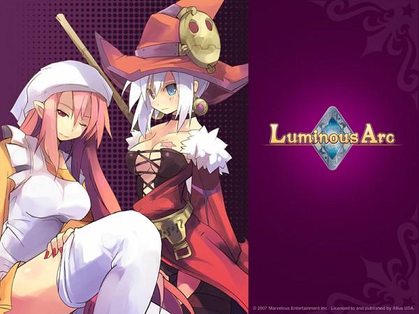 Tags: Anime, Luminous Arc, Vanessa (Luminous Arc), Lucia (Luminous Arc), Artist Request