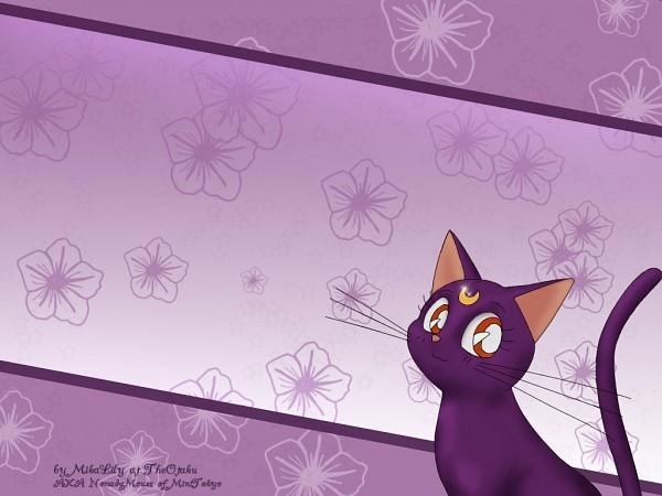 Tags: Anime, Bishoujo Senshi Sailor Moon, Luna (Sailor Moon), Artist Request