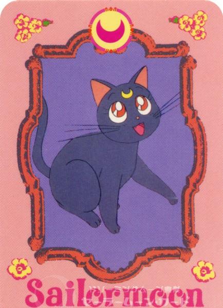 Tags: Anime, Bishoujo Senshi Sailor Moon, Luna (Sailor Moon)