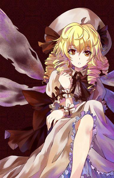 Tags: Anime, NEKO (Yanshoujie), Touhou, Luna Child, Mobile Wallpaper