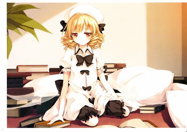 Tags: Anime, ke-ta, Touhou, Luna Child, Comic Market, Scan, Comic Market 83