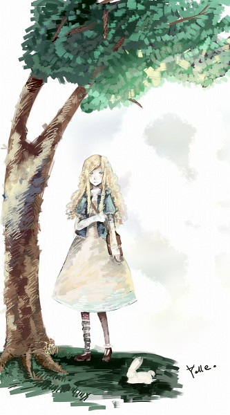 Tags: Anime, Pixiv Id 1101927, Harry Potter, Luna Lovegood, Pixiv, Mobile Wallpaper, Fanart