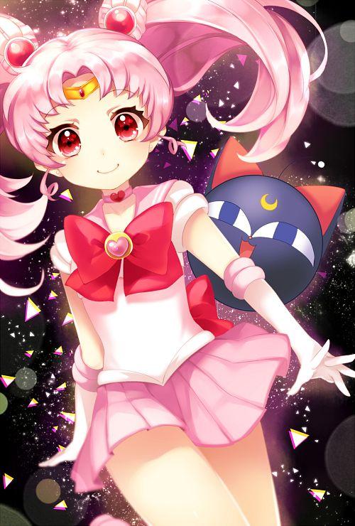 Luna P - Bishoujo Senshi Sailor Moon