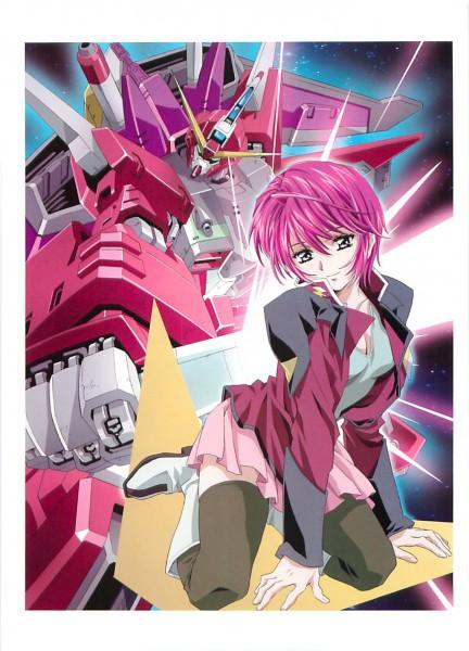Lunamaria Hawke - Mobile Suit Gundam SEED Destiny