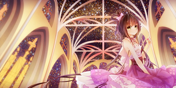 Tags: Anime, Karei (Pixiv3289464), VOCALOID, Luo Tianyi, Fanart From Pixiv, Pixiv, Fanart