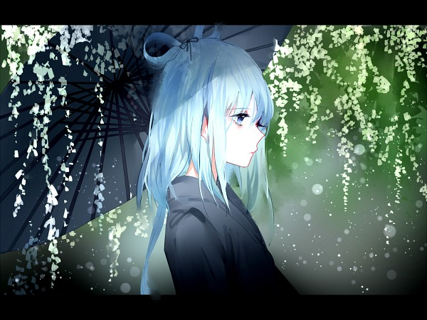 Tags: Anime, Pixiv Id 7400267, VOCALOID, Luo Tianyi, PNG Conversion, Pixiv, Fanart, Fanart From Pixiv