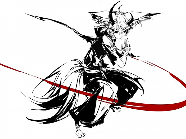 Tags: Anime, Apol, Blade & Soul, Lyn (Blade & Soul), Fanart
