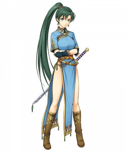 Lyn (Fire Emblem) - Fire Emblem: Rekka no Ken