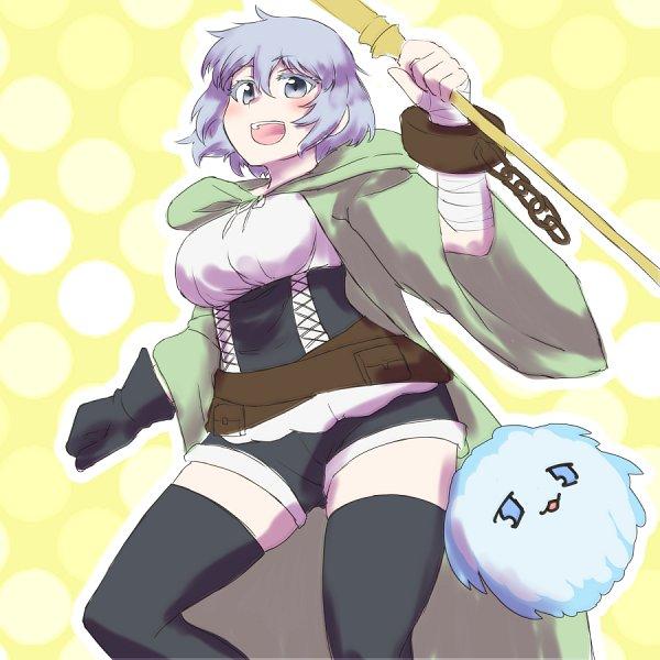 Tags: Anime, Pixiv Id 3590843, Yu-Gi-Oh!, Lyna the Light Charmer, Fanart, Fanart From Pixiv, Pixiv, Elemental Charmers