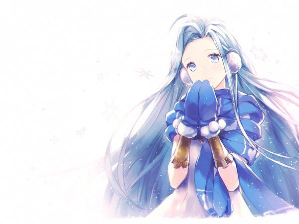 Tags: Anime, Deretta, Granblue Fantasy, Lyria (Granblue Fantasy), Wallpaper