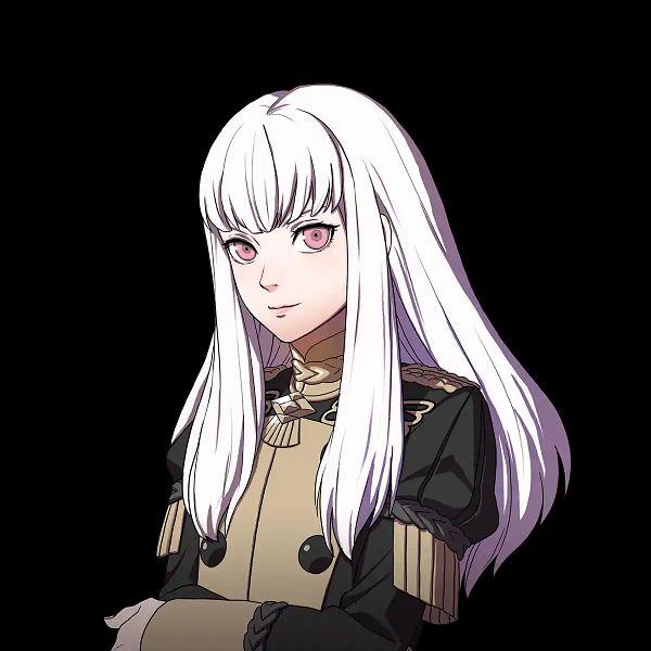 Lysithea von Cordelia - Fire Emblem: Fuuka Setsugetsu