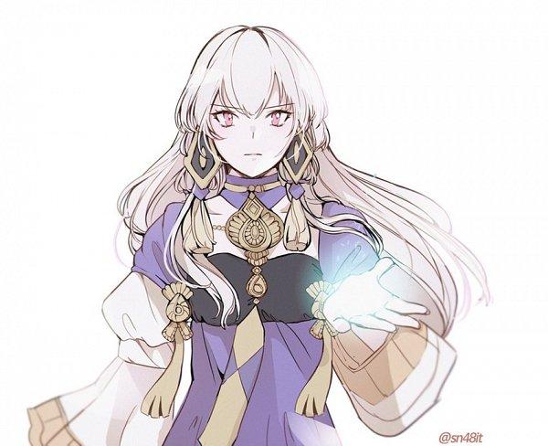 Tags: Anime, Fire Emblem: Fuuka Setsugetsu, Lysithea von Cordelia