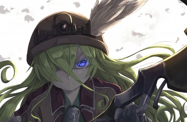 Tags: Anime, HikariNiji, Made in Abyss, Lyza (Made in Abyss), White Whistles